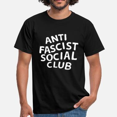 Anti Anit Fascist Social Club - T-shirt herr