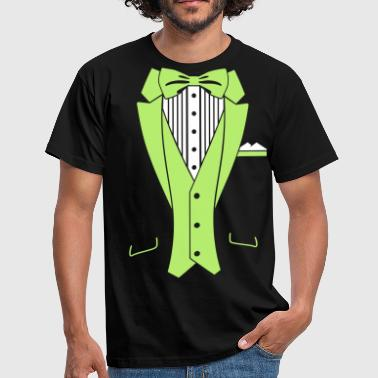 Smoking Tuxedo Smoking - Männer T-Shirt