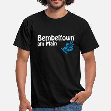 Ffm Bembeltown am Main FFM - Männer T-Shirt