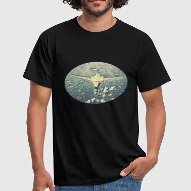 jet fighter - Men's T-Shirt