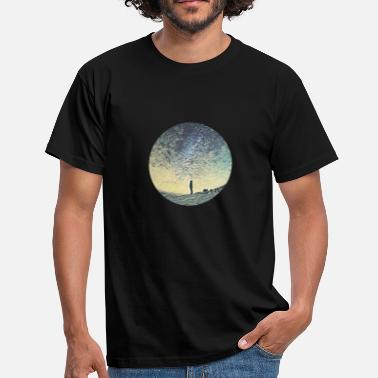 Milky Way Milky Way - Men's T-Shirt