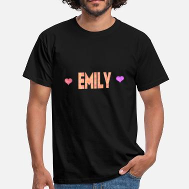 Emilie Emily - Men's T-Shirt