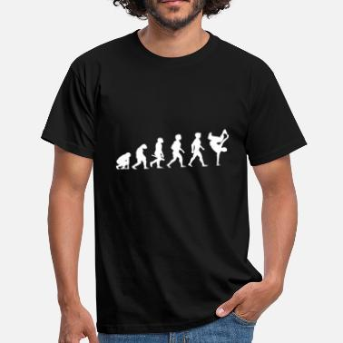 Breakdance Evolution Breakdance Breaking Breakdance Hip Hop - Camiseta hombre