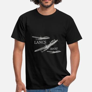 Lincolnshire Lancs Away - T-shirt herr