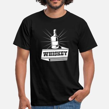 Whisky-shirts whisky - Mannen T-shirt