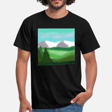 Ross Bob Ross - Men's T-Shirt