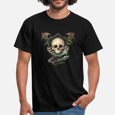 Daggers Necromancer - Men's T-Shirt