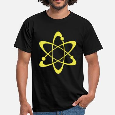 Atoms Atomic - Men's T-Shirt