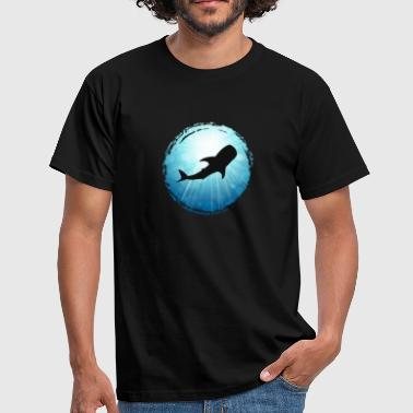Sea Turtle XASTY Dive Unit Dive Fridykking Apnea The Sea - Men's T-Shirt