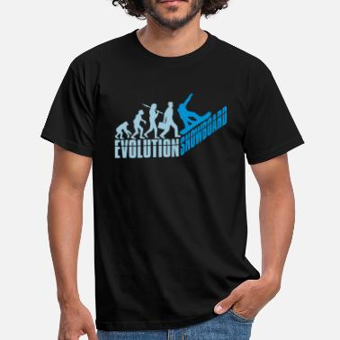 Cool Story Bro Tell It Again snowboard cool evolution ride jump jump st - Men's T-Shirt