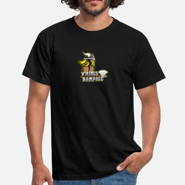 Rampage Viking's Rampage - Men's T-Shirt
