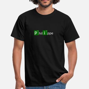 Philippe philippe - Mannen T-shirt