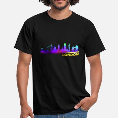 London London London London London - T-skjorte for menn