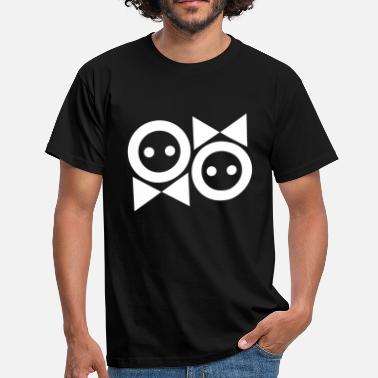 Female Sex Symbol Male Female Symbol Modern White - Men's T-Shirt