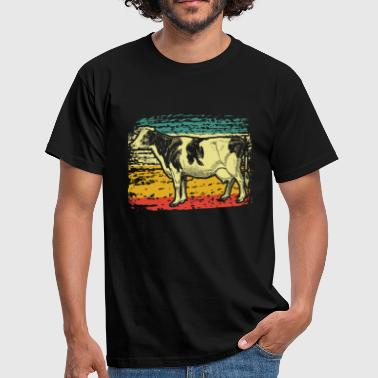 Cows farmer - Men's T-Shirt