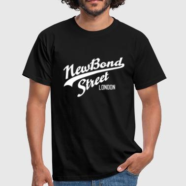 New Bond Street | London - Men's T-Shirt