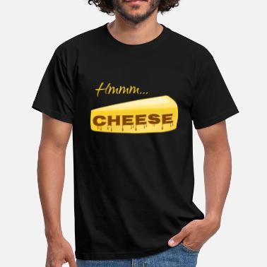 Mozzarella Hmmm Fromage Savoureux fromage - T-shirt Homme