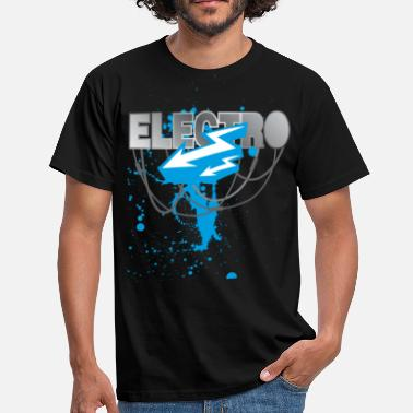 Electro Beach ELECTRO T-Shirts - T-shirt Homme