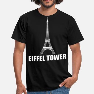 Eiffel Tower Eiffel Tower - Men's T-Shirt