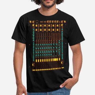 Table De Mixage Mixage.png - T-shirt Homme