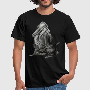 Blacksmith gnom - Männer T-Shirt