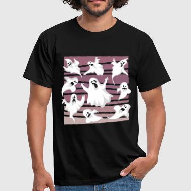 Ni Ni Ghosts - Herre-T-shirt