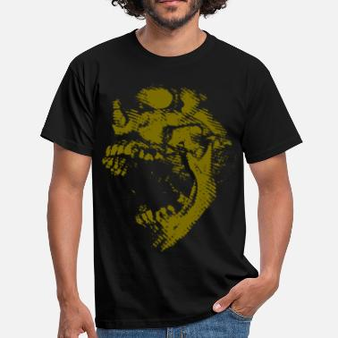Gold Skull Gold Skull - Men's T-Shirt