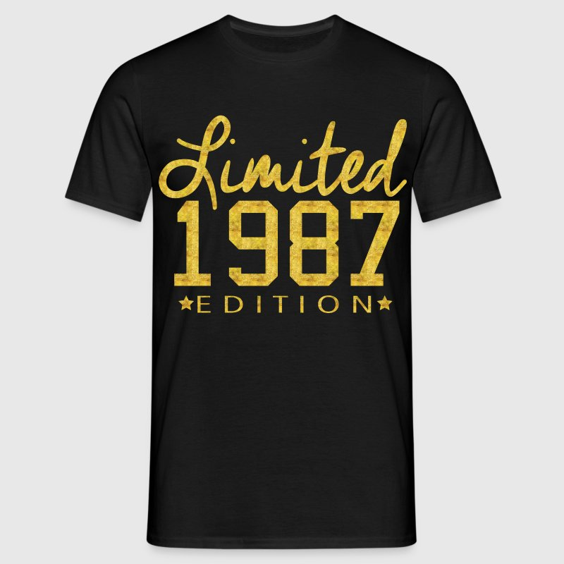Limited 1987 Edition - Men's T-Shirt