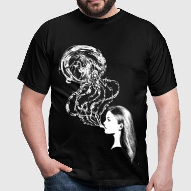 Octopus After Sex - T-shirt Homme