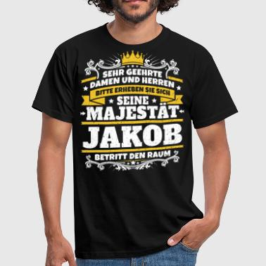 Jacob Sa Majesté Jacob - T-shirt Homme