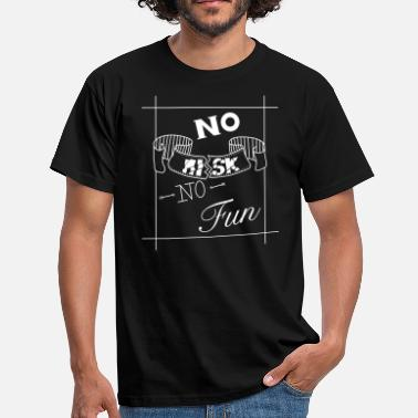 Chalkboard Chalkboard Art - Men's T-Shirt