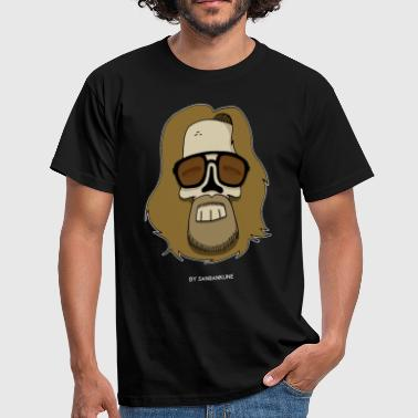 The Dude The Dead Dude - T-shirt Homme
