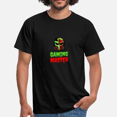 Avatar Fun Gaming T-Shirt With Avatar - Men's T-Shirt