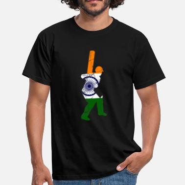 India Cricket cricket player gift India - Men's T-Shirt