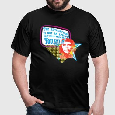 Che Guevara Tasse The Revolution is not an Apple - T-shirt Homme