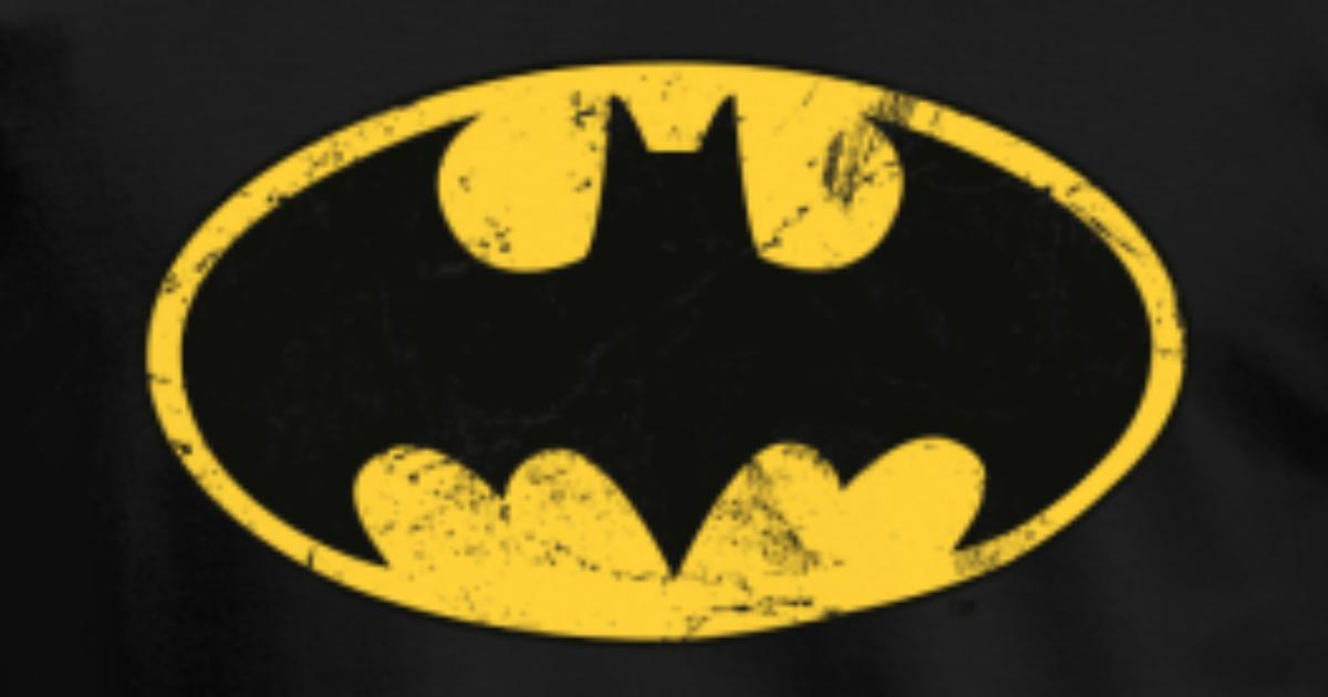 Batman Logo T Shirt Für Männer Männer T Shirt Spreadshirt