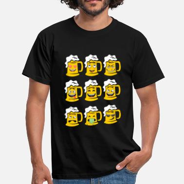 Beer drinker course of a drink tour gift - Men's T-Shirt