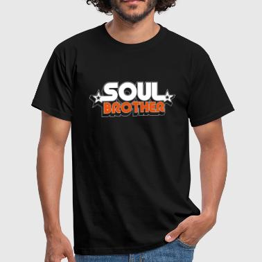 soul_brother - Mannen T-shirt