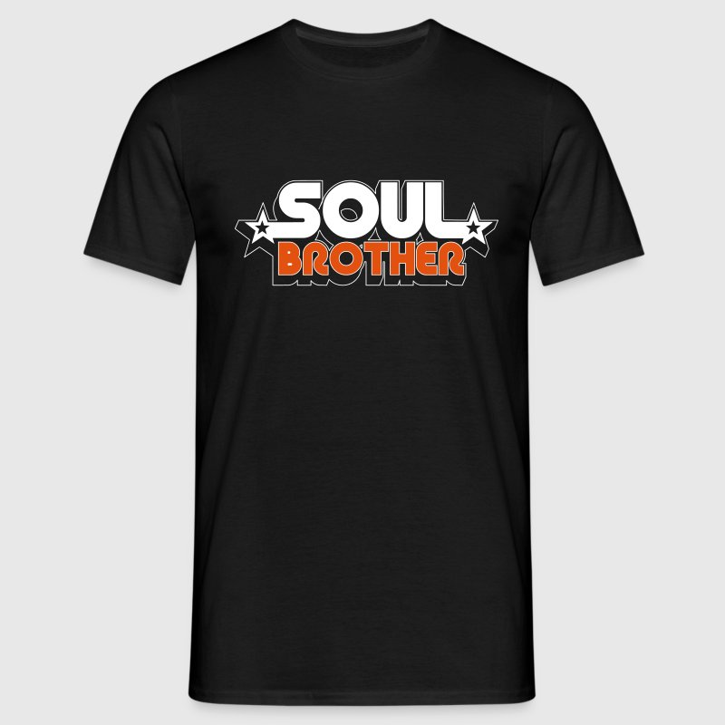 soul_brother - Men's T-Shirt