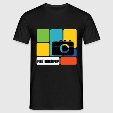 Photography - Männer T-Shirt