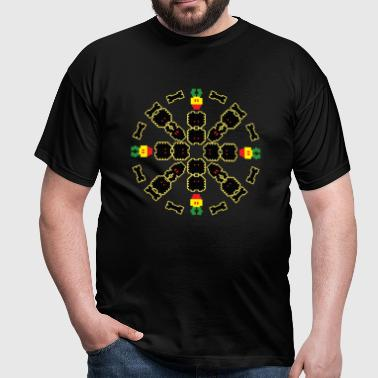 BlackChow trippy - Men's T-Shirt