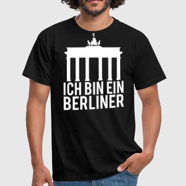 I AM A BERLINER - Men's T-Shirt