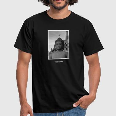 Esoteric Buddha Chiromanie esoteric temple - Men's T-Shirt