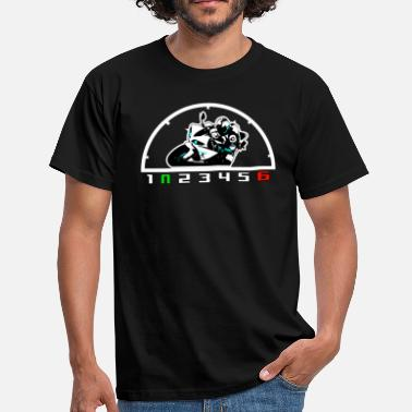 Universalbikers Yamaha R1 - Men's T-Shirt