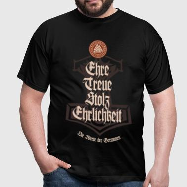 germanen - Männer T-Shirt