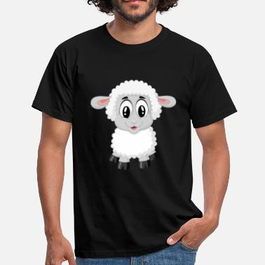 Lamb lamb - Men's T-Shirt