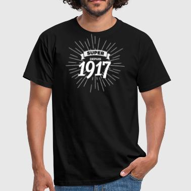 Great since 1917 - Men's T-Shirt