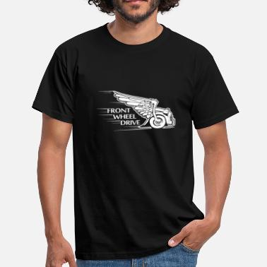 Traction Avant Front Wheel Drive - T-shirt Homme