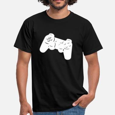 Controller PlayStation-controller  - Herre-T-shirt