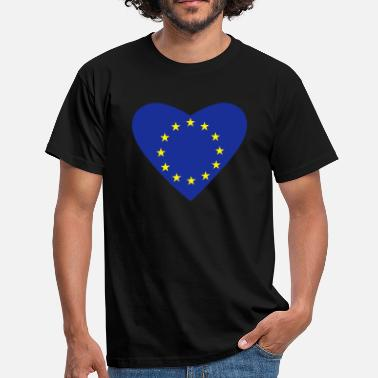 Pro Europe Love Europe - Men's T-Shirt